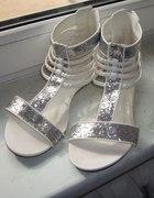 Sandały gladiatorki