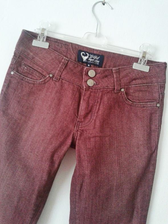 Spodnie Spodnie rurki Bik Bok super dzins kolor 36 S