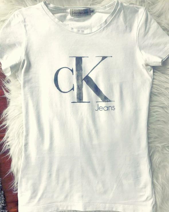Bluzka tshirt koszulka Calvin Klein Jeans oryginal...