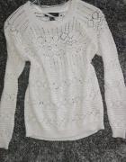 azurkowy sweterek nude...