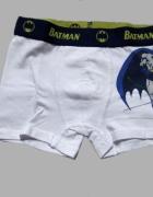 Białe bokserki z Batmanem Zara 3 4lata...