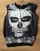 Genialna bluzka ciążowa Zombie Boy XL