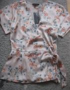 nowa bluzka new look 36 kopertowa