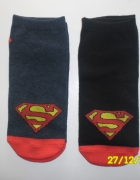 Nowe skarpetki Superman