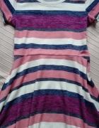 Sweterkowa sukienka Reserved rozmiar L