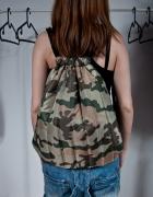 Piękny plecak moro Fashion