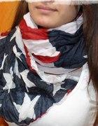 CHUSTA FLAGA USA
