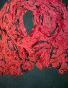 nowa apaszka czerwona