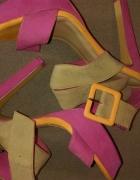 Sandały Bershka