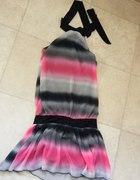 modna zwiewna sukieneczka