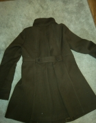 płaszcz brązowy vero moda