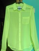 koszula neon mgielka