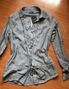 Elegancka koszula w paski Terranova
