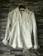 biała koszula CUBUS