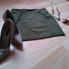 Zielona Spódnica HIT