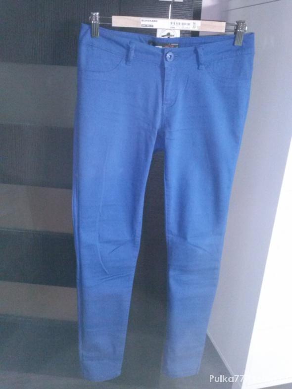 Spodnie chabrowa rurki