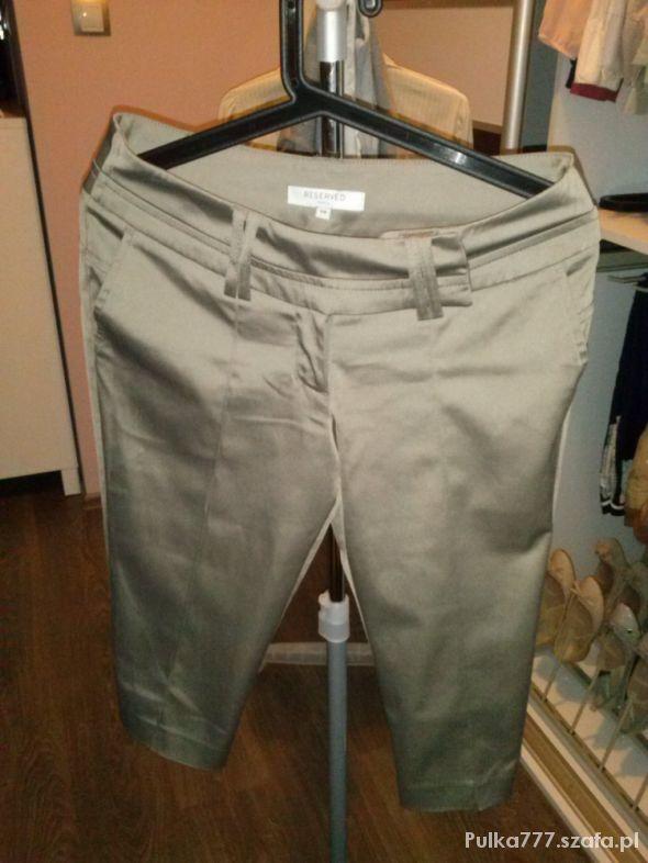 Spodnie spodnie za kolano