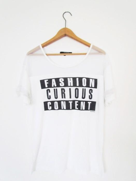 Bluzki biało czarna bluzka koszulka z siateczką must have