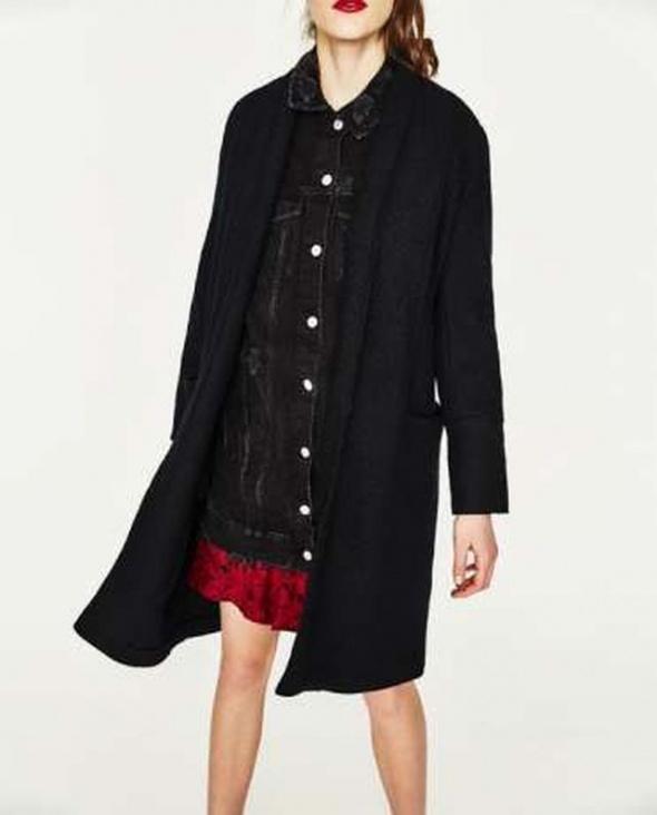 Odzież wierzchnia Zara długi płaszcz XS nowy
