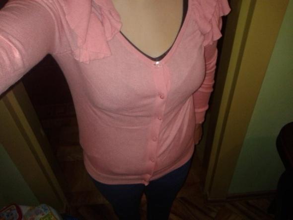 Swetry Różowy sweterek Atmosphere
