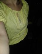 Żółta bluzka Atmosphere