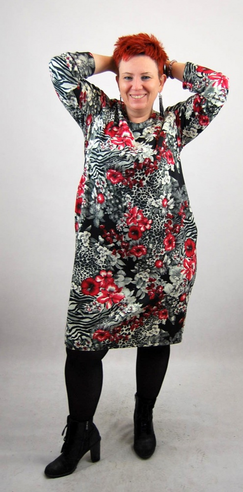 Suknie i sukienki Sukienka Anastazja Taffi maki