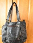 torebka Diverse czarna do szkoły na co dzień