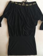 Sukienka czarna MINI S