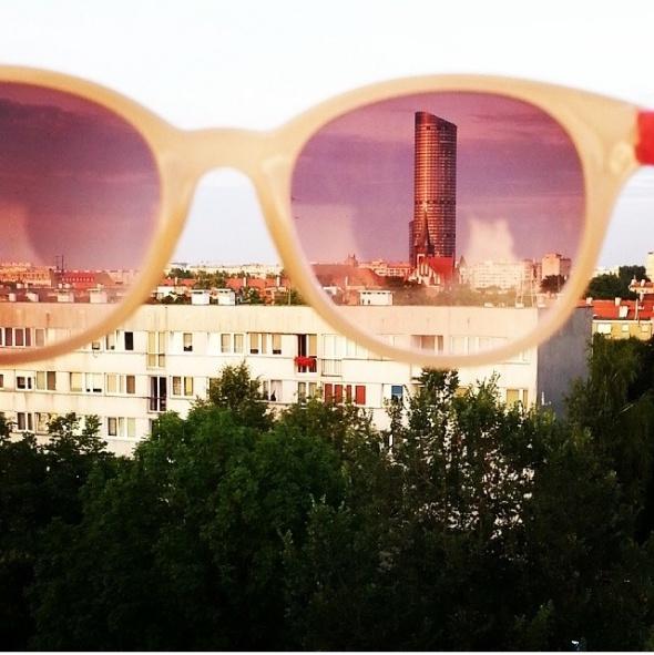 Mój styl Mój świat przez różowe okulary