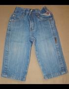 timberland 12mies spodnie jeansy...