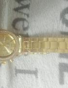 zegarek złoty Nowy