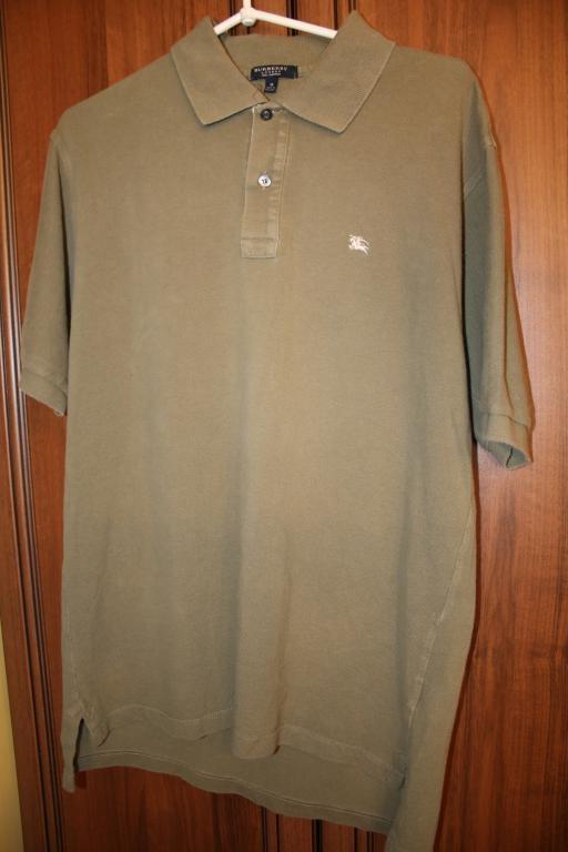 Koszulki i t-shirty Męska koszulka Polo Burberry M
