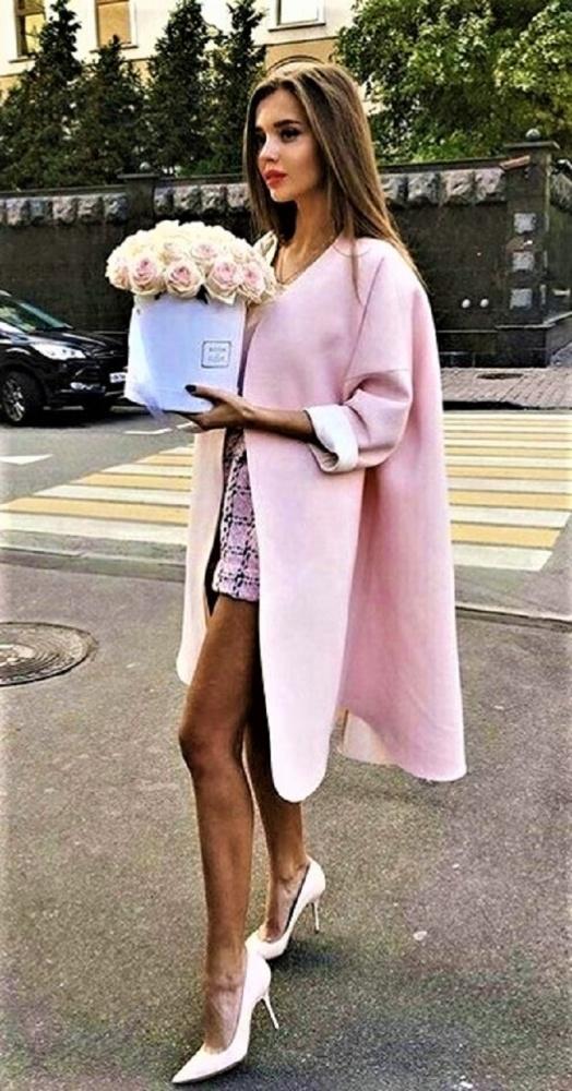 Blogerek pastel pink