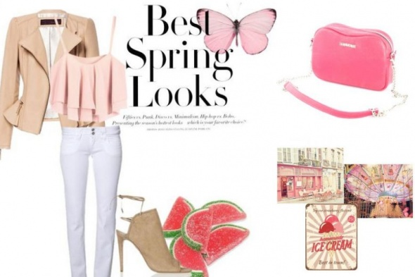 Mój styl The best spring look
