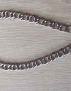 Łańcuch w kolorze srebrnym HM nowy