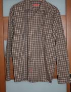 Brązowa koszula