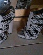 piękne obuwie ZARA