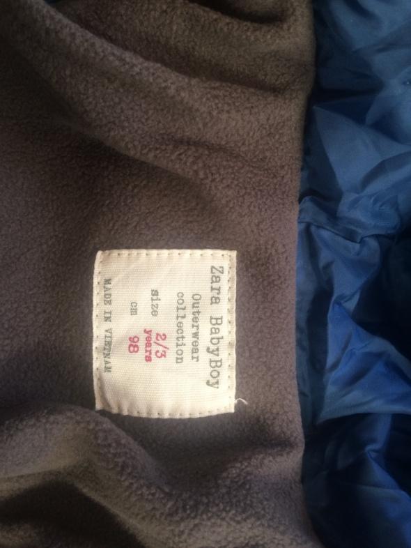 Kurtki Sprzedam zimową kurtkę Zara