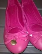 balerinki mohito 36 różowe...