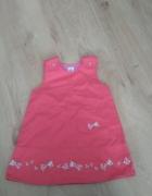 H&M czerwona sukienka 912 msc