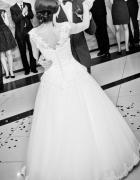 Suknia ślubna na 160 cm