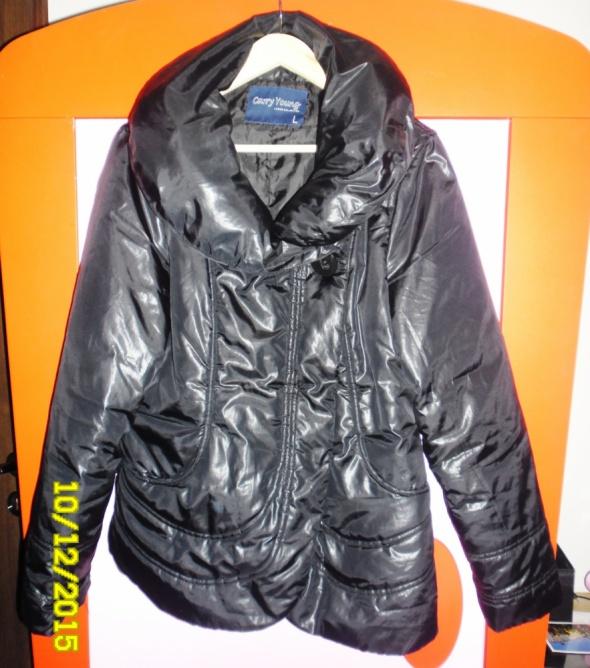 Odzież wierzchnia Zimowa elegancka kurteczka Carry kołnierz