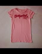 AEROPOSTALE różowa koszulka t shirt S M...