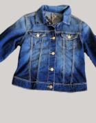 Jeansowa kurtka Zara rozm 152...