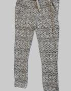 Szare spodnie Zara rozm 140cm...