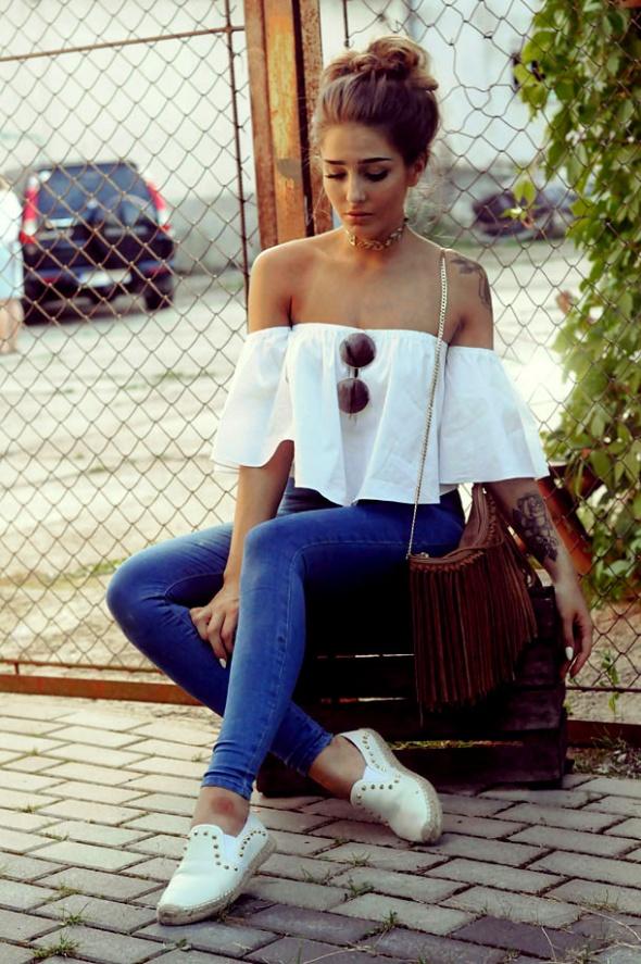 Blogerek mój styl