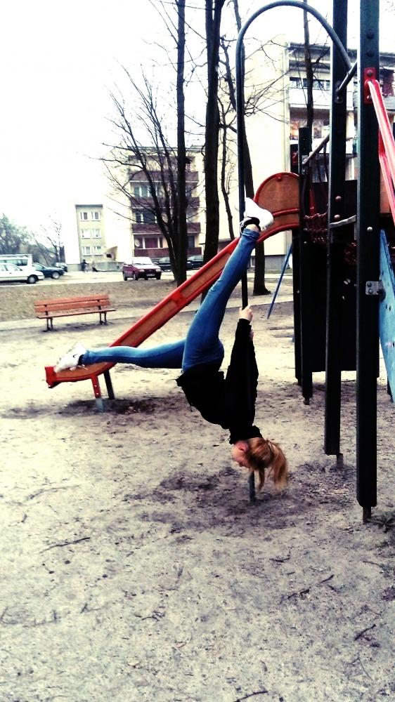 Sportowe POLE DANCE