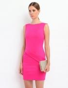 Różowa sukienka xs s