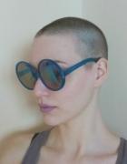 Okulary MUCHY z lata 70 Retro
