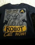 Bluzka Gap robot...